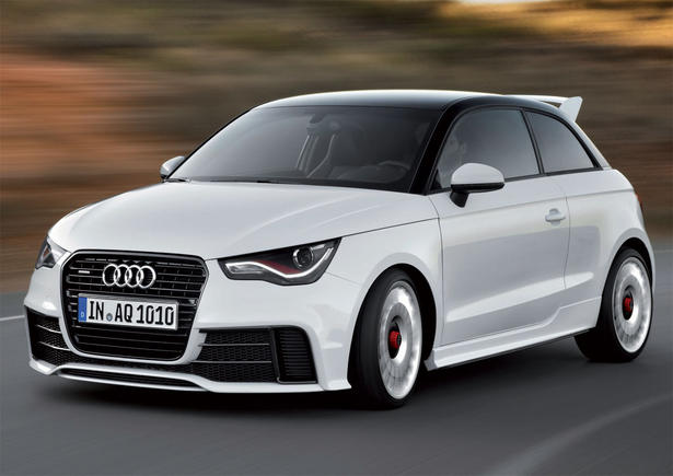 Audi A1 Quattro 2013 on jaguar parts direct