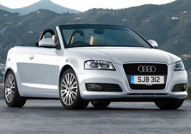 audi a3 1 2 tfsi cabrio. Black Bedroom Furniture Sets. Home Design Ideas