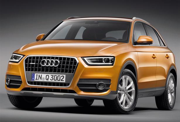Q Price - Audi car rate list