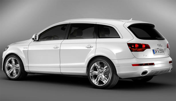 Audi Q V Tdi Coastline