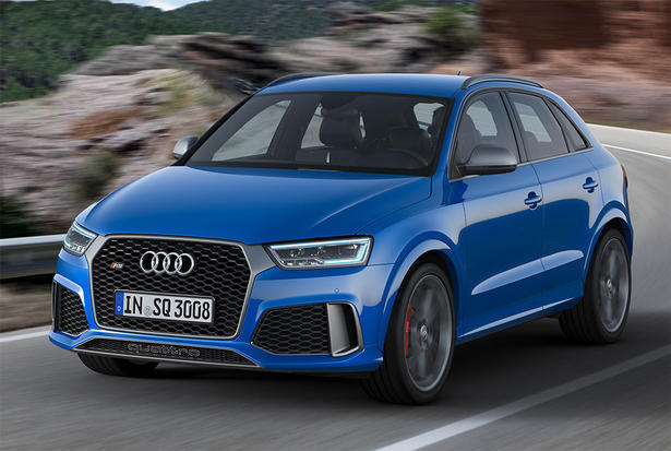 audi rs q3 performance specs price. Black Bedroom Furniture Sets. Home Design Ideas