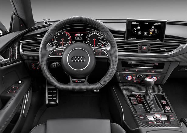 Audi rs7 engine horsepower 15