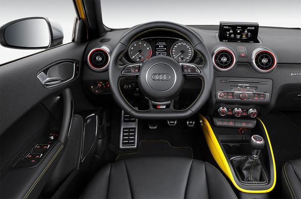 Audi S1 Sportback Photos Specs And Videos