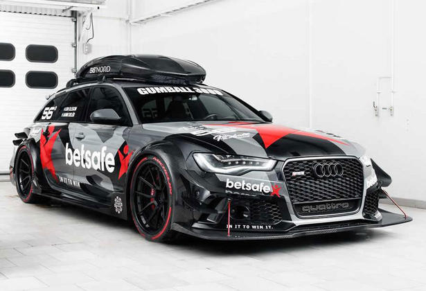 Gumball Audi Rs6 Dtm By Jon Olsson