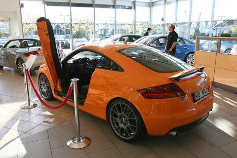 Hpa Audi Tt 550 Hp