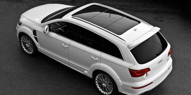 Kahn 2011 Audi Q7 Wide Track