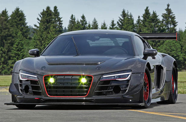 carbon fiber recon mc8 audi r8 v10 plus with 950 hp. Black Bedroom Furniture Sets. Home Design Ideas
