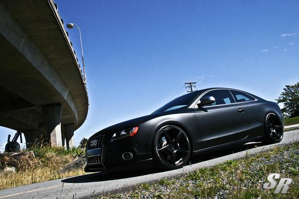 SR Auto Group Audi S - Audi s5 custom