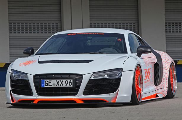 Audi R8 Wide Body Kit By Schmidt