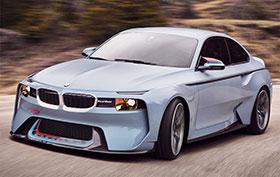 BMW 2002 Hommage Concept Photos