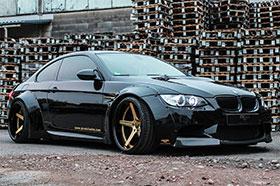 BMW M3 E92 Liberty Walk by PP Exclusive Photos