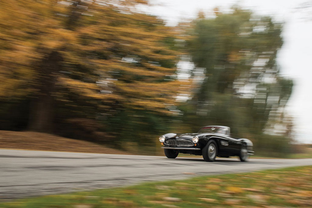1959 Bmw 507 Roadster Series Ii Photo 21 14849