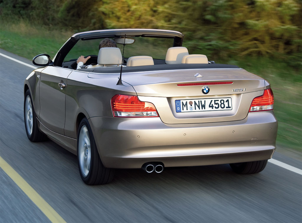 2008 bmw 1 series convertible photo 14 1208. Black Bedroom Furniture Sets. Home Design Ideas