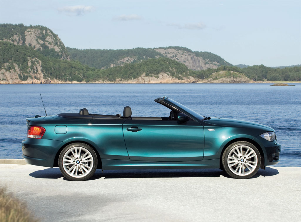2008 bmw 1 series convertible photo 24 1267. Black Bedroom Furniture Sets. Home Design Ideas