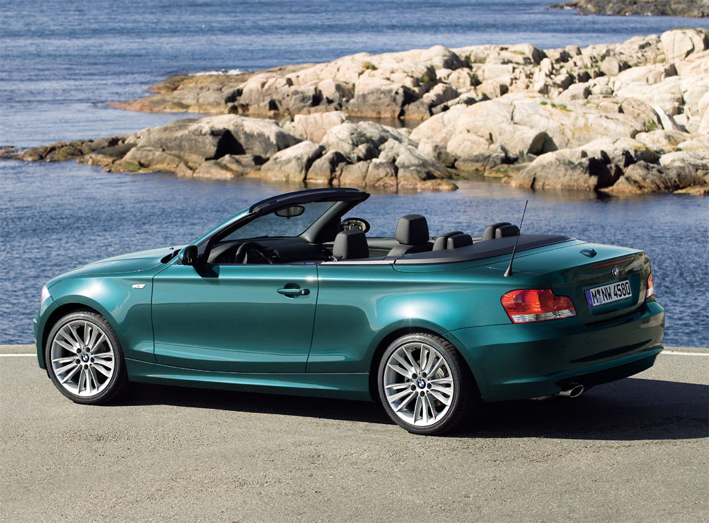 2008 bmw 1 series convertible photo 25 1208. Black Bedroom Furniture Sets. Home Design Ideas