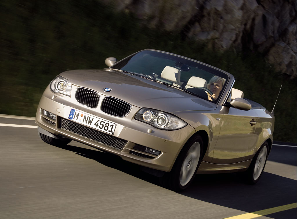 2008 bmw 1 series convertible photo 3 1208. Black Bedroom Furniture Sets. Home Design Ideas