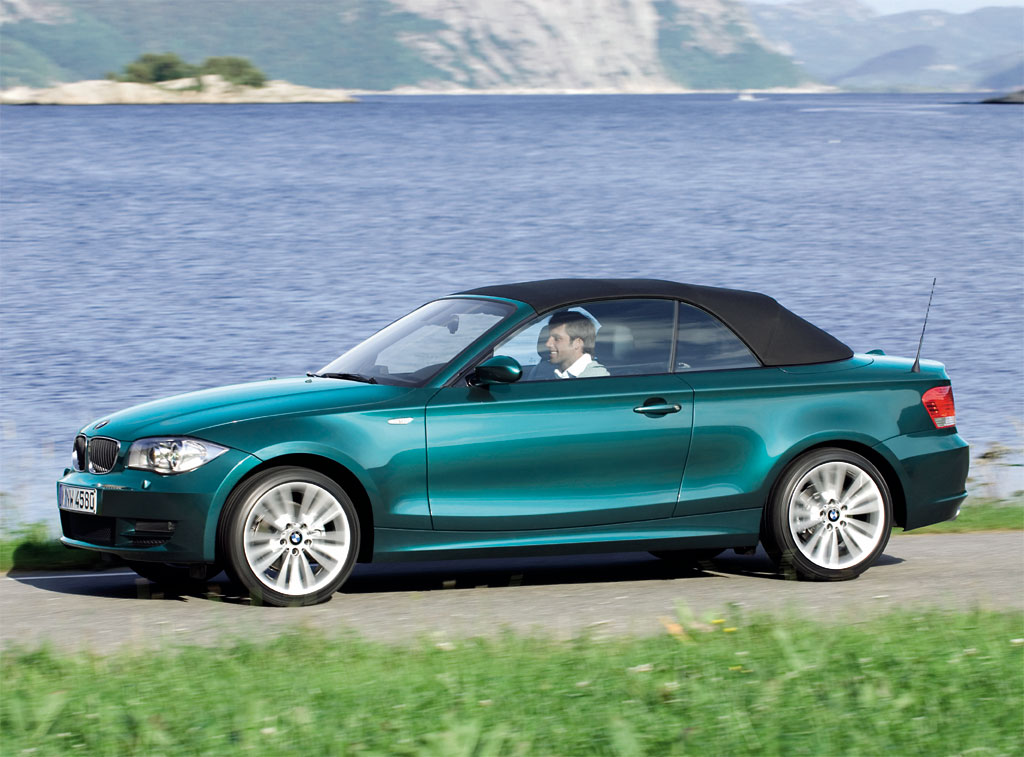 2008 bmw 1 series convertible photo 8 3256. Black Bedroom Furniture Sets. Home Design Ideas