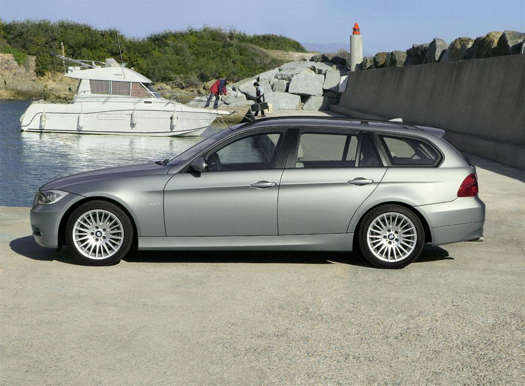 2008 BMW 3 Series Touring Wagon Photo 5 1657