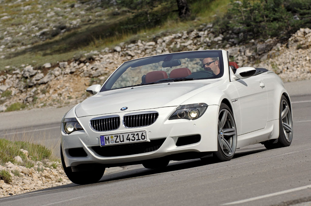 2008 bmw m6 convertible photo 1 1696. Black Bedroom Furniture Sets. Home Design Ideas