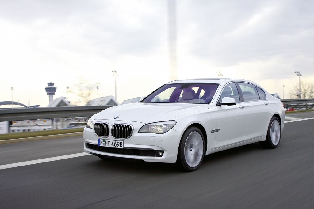 2009 BMW 760Li Photo 2 5718