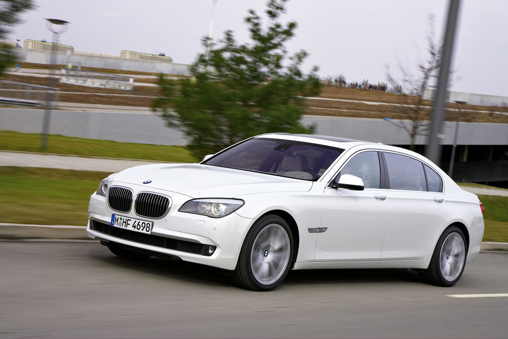 2009 BMW 760Li Photo 9 5718