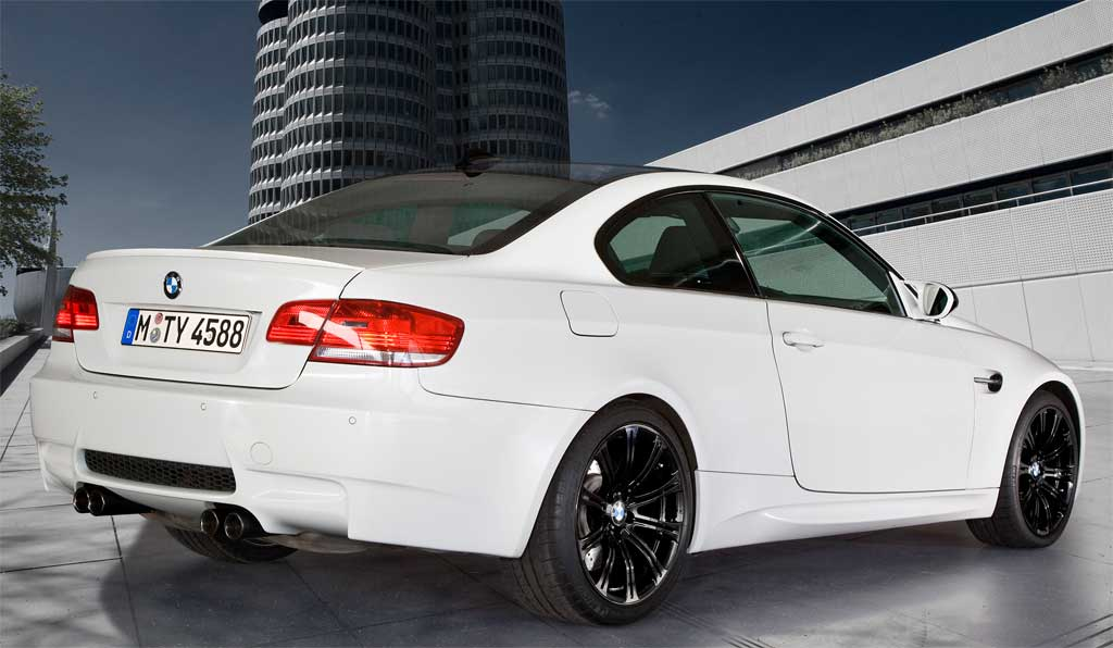 2009 Bmw M3 Coupe Edition Photo 3 5995