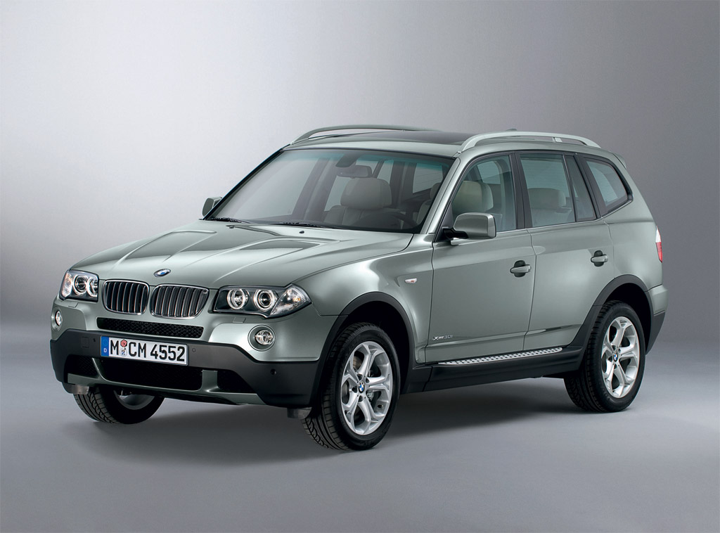 2009 bmw x3 photo 2 3714. Black Bedroom Furniture Sets. Home Design Ideas