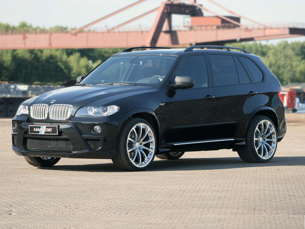 2009 Hartge BMW X5 E70 Photos - Image 1
