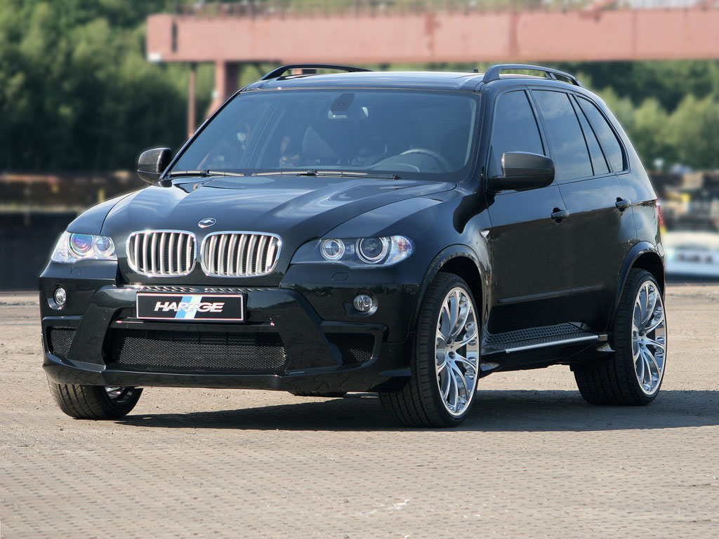 2009 Hartge Bmw X5 E70 Photo 3 6413