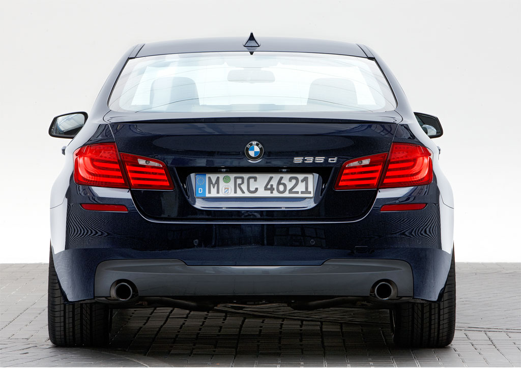 2011 Bmw 5 Series M Sports Package Photo 2 10194