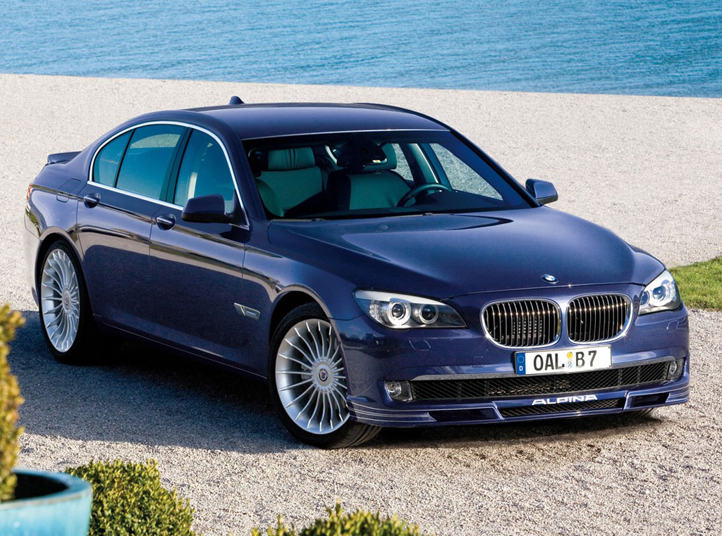 2011 BMW Alpina B7 Photo 2 7429