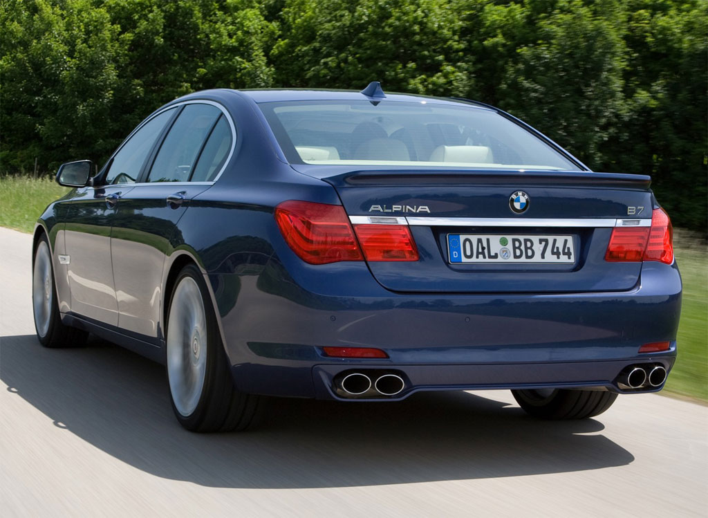 2011 BMW Alpina B7 Photo 5 7429