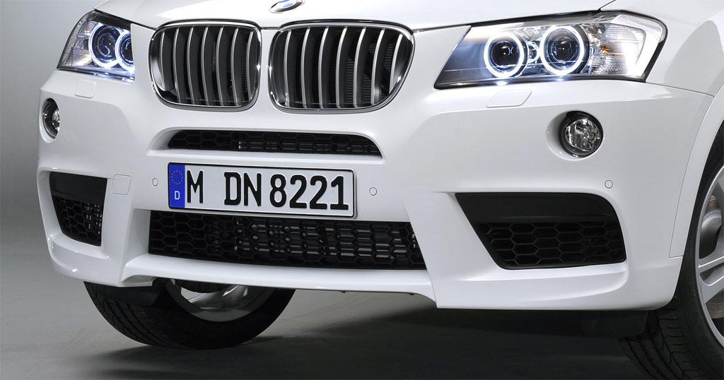 2011 BMW X3 M Sports Package 5