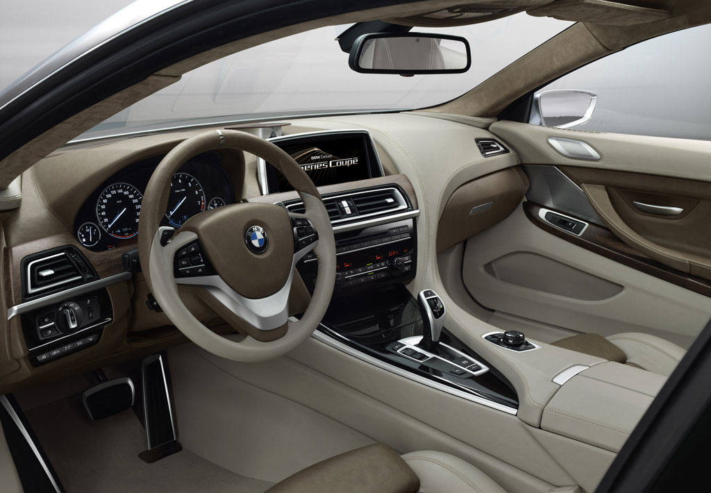2012 BMW 6 Series Coupe 31