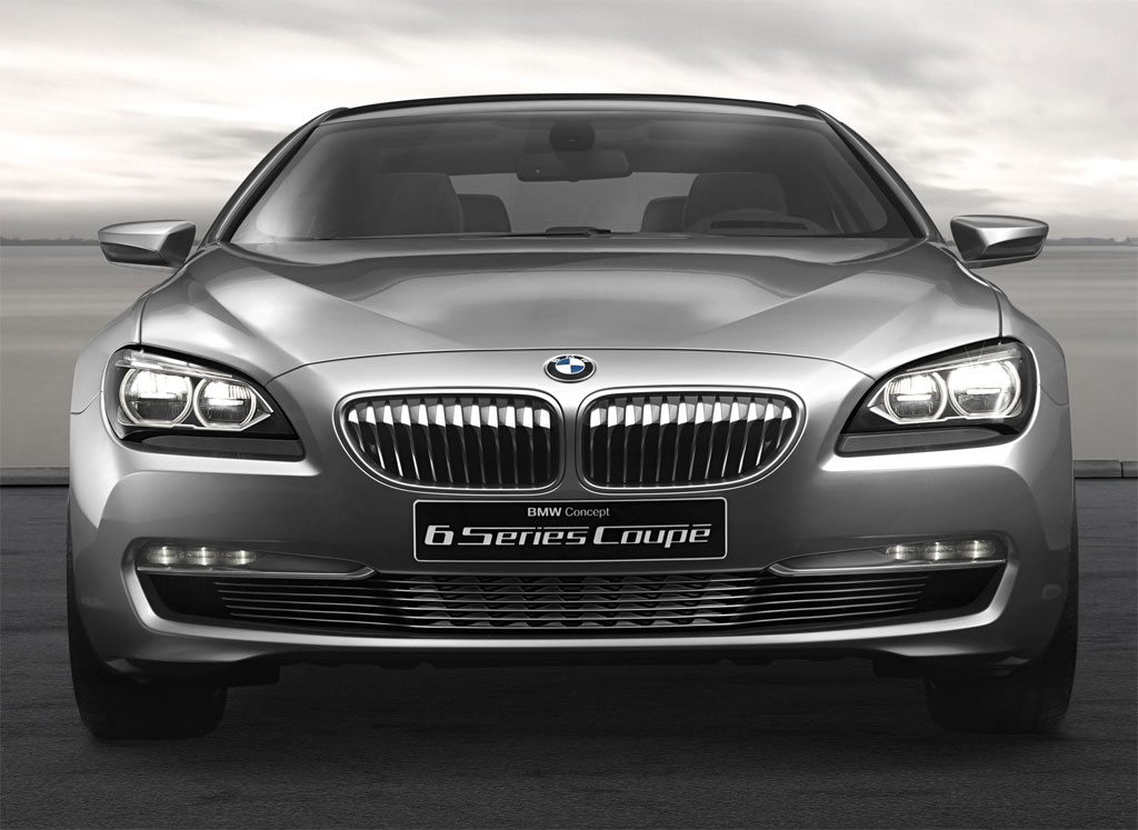 2012 BMW 6 Series Coupe 5