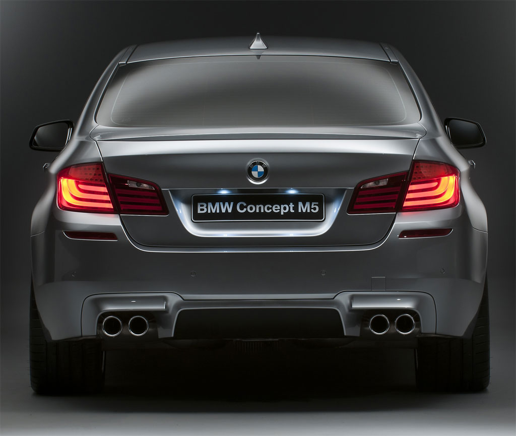 2012 Bmw F10 M5 Saloon Uk: 2012 BMW M5 Concept Photo 11 10973