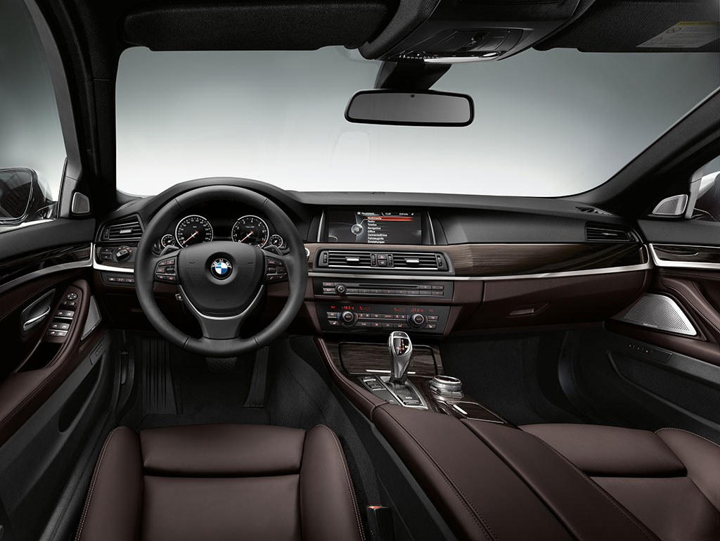 2014 Bmw 5 Series Facelift Photo 10 13159