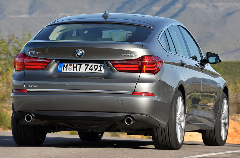 2014 BMW 5 Series Facelift