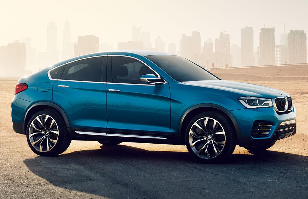 2014 BMW X4 Concept 29 Nowości motoryzacyjne na 2014 cz.1