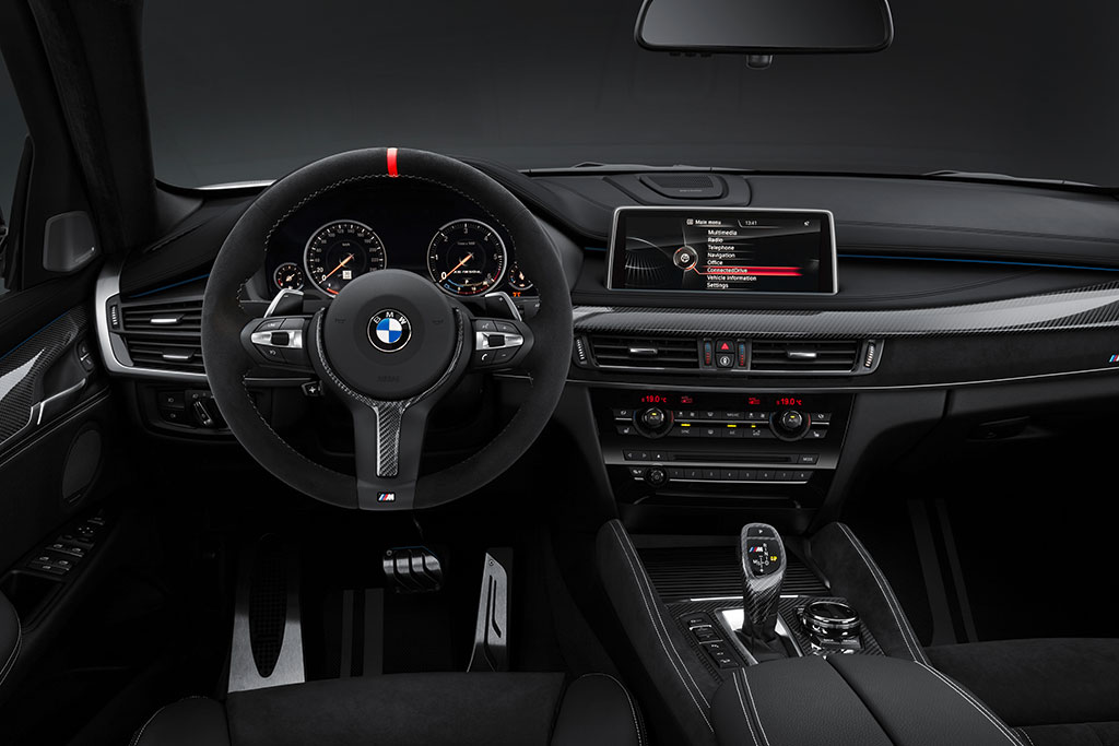 2015 BMW X6 M Performance Parts 3
