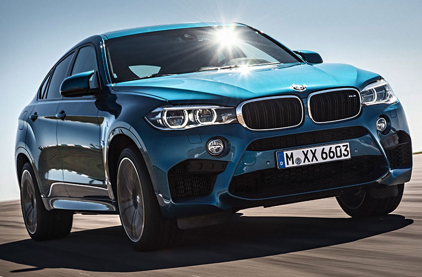 2015 Bmw X6m Nurburgring Lap Time Photo 1 14667