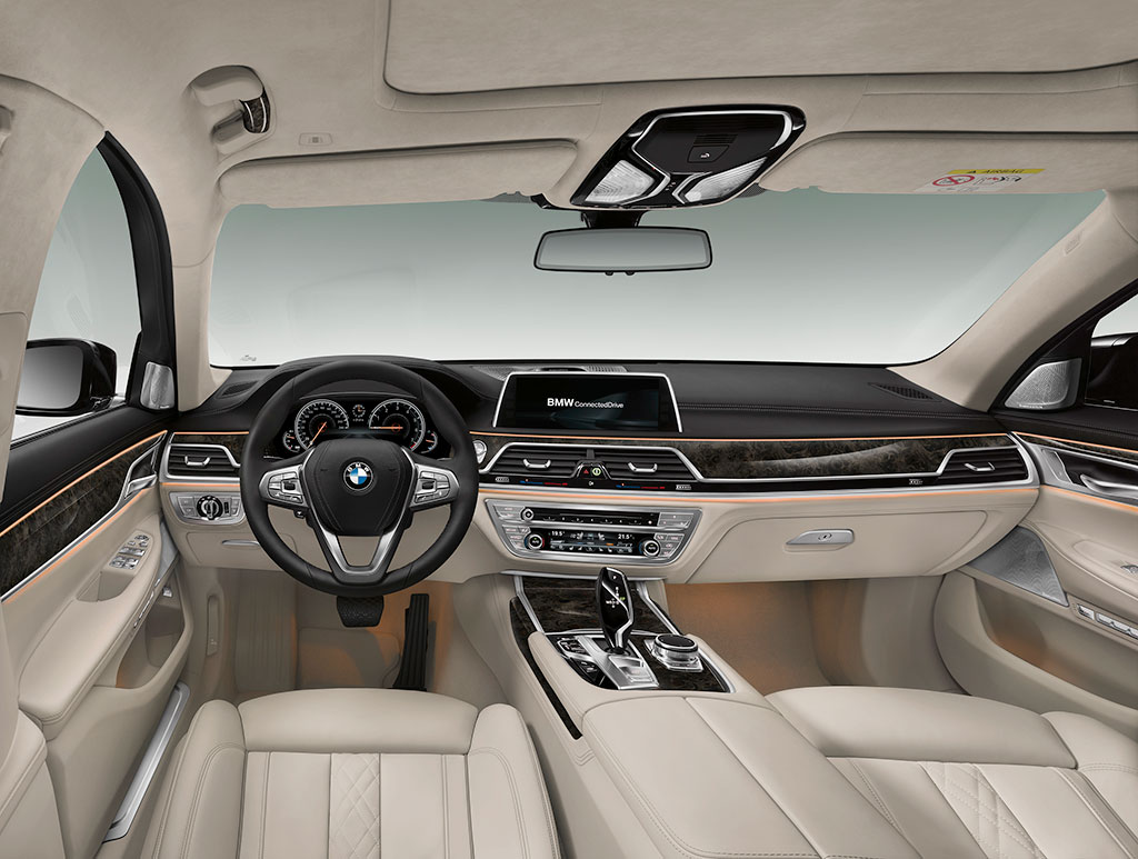 Good 2016 BMW 7 Series Interior 6