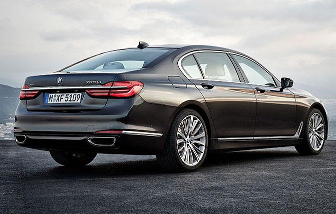 BMW Series USA Price Photo - 7 series bmw price