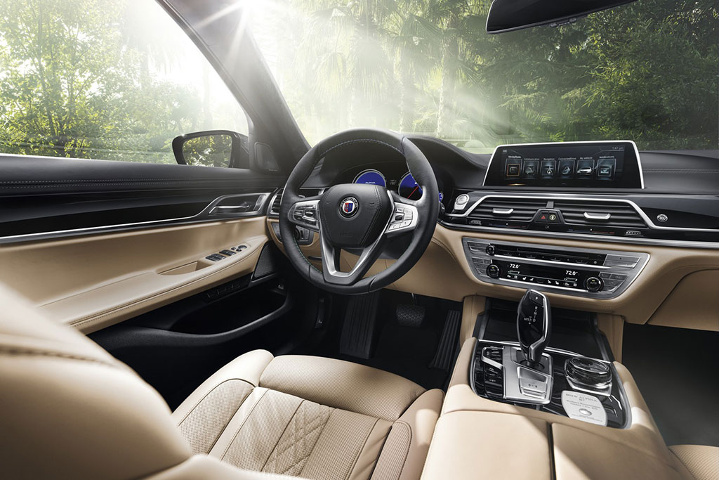 2017 Bmw 7 Series Alpina B7 3