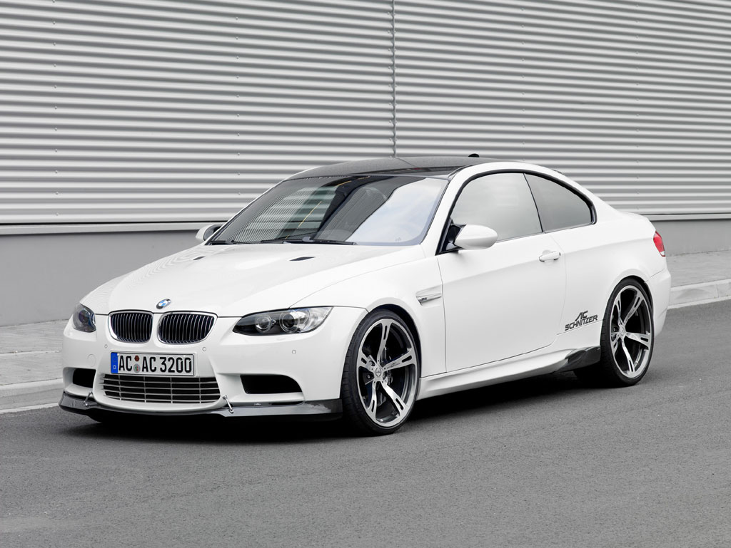 Schnitzer 2008 BMW M3 Coupe