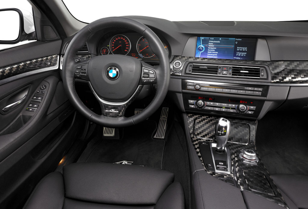 Ac Schnitzer 2011 Bmw 5 Series Photo 8 9263