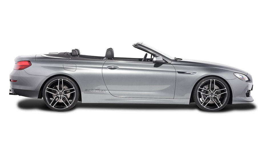Ac Schnitzer 2012 Bmw 6 Series Convertible Photo 7 11607