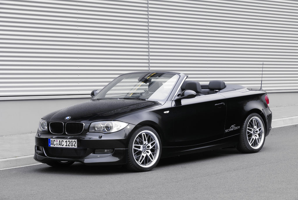 ac schnitzer bmw 1 series cabrio photo 2 3125. Black Bedroom Furniture Sets. Home Design Ideas
