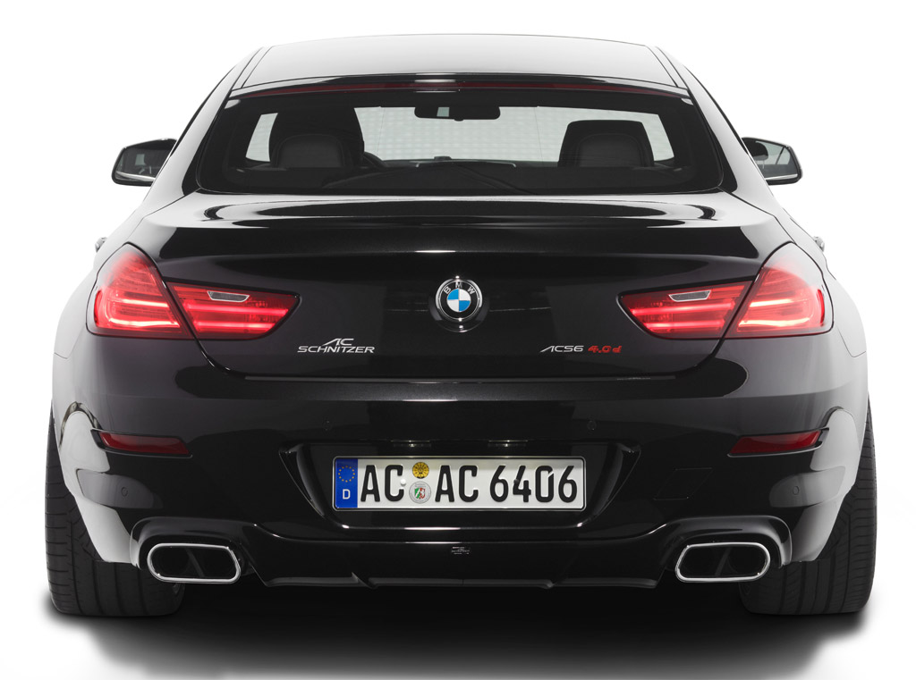 AC Schnitzer BMW 6 Series Gran Coupe Photo 11 12441