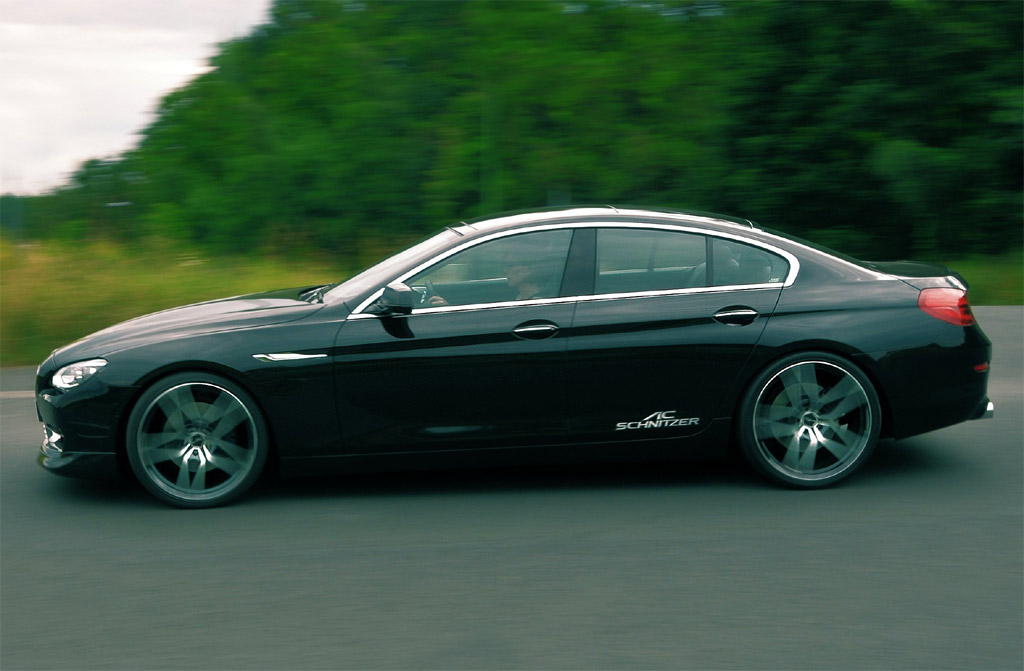 650I Gran Coupe >> AC Schnitzer BMW 6 Series Gran Coupe Photo 3 12441